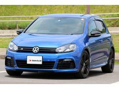 VW ゴルフR 純正OPレカロシート ナビ Bカメラ 6ヶ月保証付