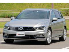 VW パサートヴァリアントTSI Rライン オプション19インチAW 6ヶ月保証付