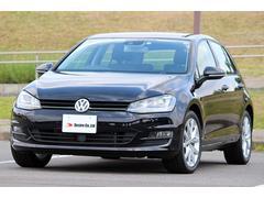 VW ゴルフTSIハイライン スマートキー バックカメラ 6ヶ月保証付