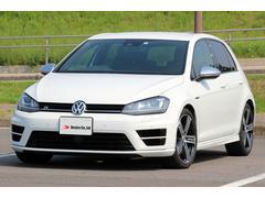 VW ゴルフRレザーシート シートヒーター DCC ACC 6カ月保証付