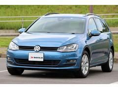 VW ゴルフヴァリアントコンフォートライン スマートキー ワンオーナー 6カ月保証