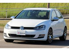 VW ゴルフTSIハイライン COXチューニング ブレンボ 1年保証付