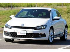 VW シロッコ2.0TSI 211ps ナビ バックカメラ ユーザー買取車