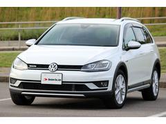 VW ゴルフオールトラックTSI 4モーション アップグレードPKG 新車保証付