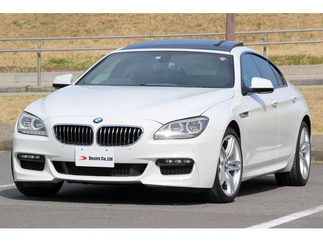 BMW Mスポーツパッケージ LEDヘッド サンルーフ 1年保証付