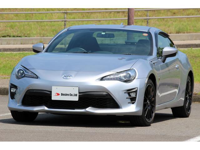 トヨタ GT 6MT 後期モデル ワンオーナー車 新車保証付