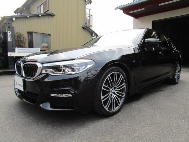 BMW 5シリーズ 523d Mスポーツ サンルーフ