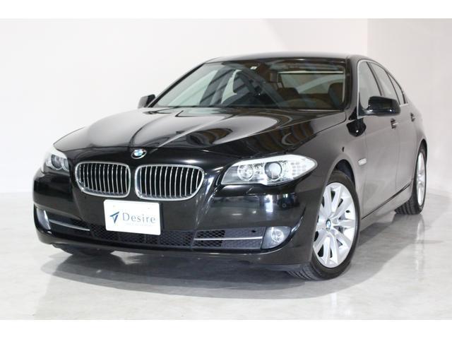 BMW 5シリーズ 528i 左ハンドル 黒革シート