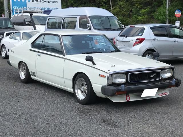 日産 2000GT-E Sターボ JAPAN 社外車高調 クーラー
