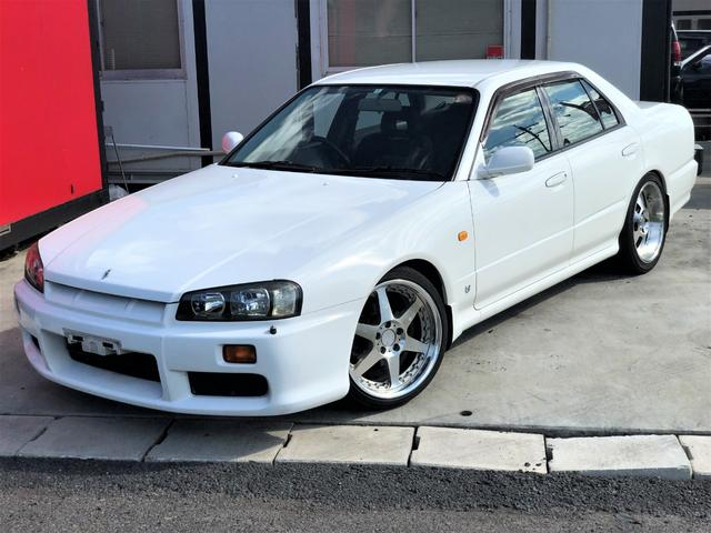 日産 GT改2.5ターボ NEO6 5速MT 車高調