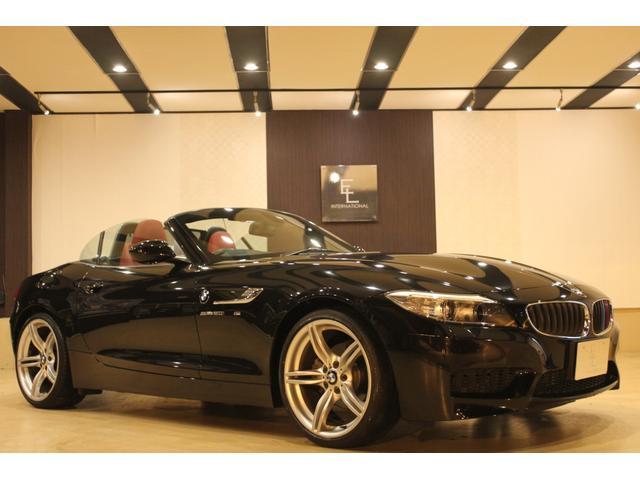 BMW sDrive20i Mスポーツ HDDナビ 赤革シート 禁煙