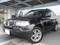 BMW X32.5i 4WD