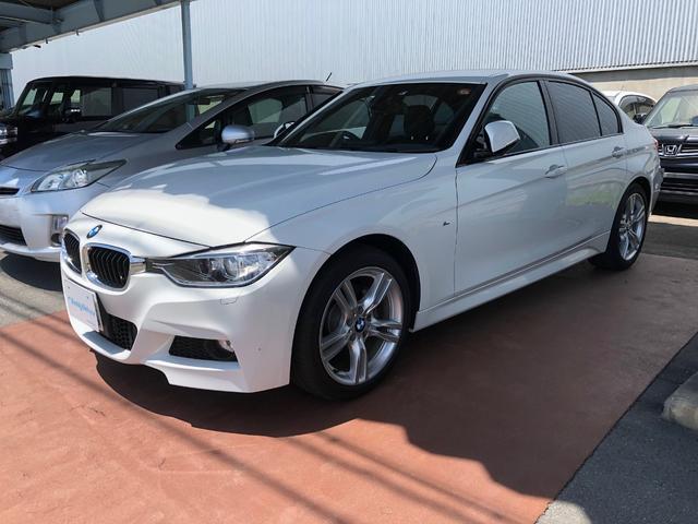 BMW 320i xDrive Mスポーツ 4WD アクティブクルーズコントロール ナビ(TV視聴可能) ETC ドライブレコーダー 18インチアルミホイール
