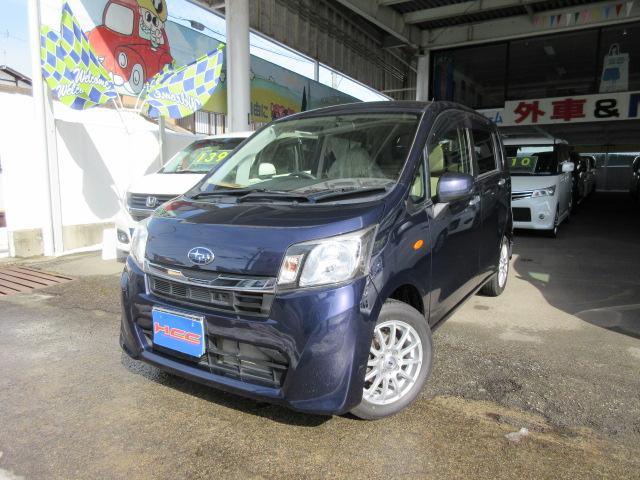 スバル L スマートアシスト 4WD