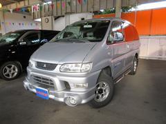 デリカスペースギアシャモニー 4WD