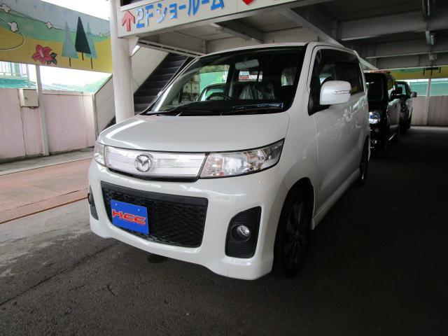 マツダ AZワゴンカスタムスタイル XT 4WD
