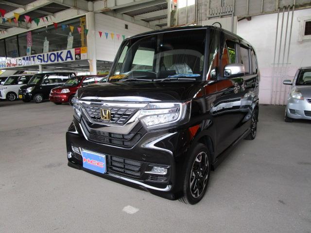 ホンダ G・EXターボホンダセンシング 4WD