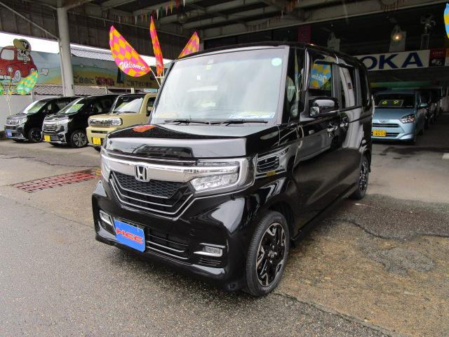 ホンダ G・Lターボホンダセンシング 4WD