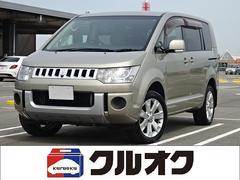 デリカD:5GナビPKG 4WD 後席モニタ 両電動ドア 電動リヤゲート