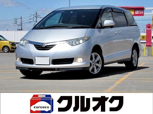 X 4WD 禁煙 1オーナー 電動ドア HDDナビ後席モニタ(1枚目)