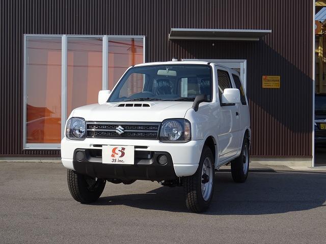 スズキ XG 5MT 4WD 登録済未使用車
