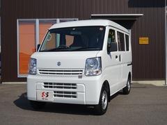 エブリイPAハイルーフ 4AT 4輪ABS 禁煙車