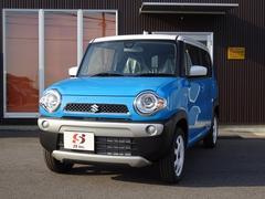 ハスラーG メーカーオプション ディスチャージヘッドライト搭載車