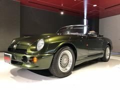 MG RV8ベースグレード レザーシート 2000台限定生産