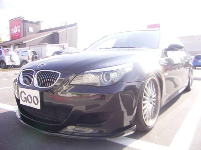 BMW M5 ハーマン仕様 本革 フルエアロ SMG交換済み