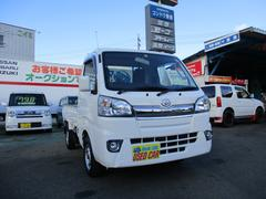 ハイゼットトラックエクストラ 4WD 5MT  キーレス PW  CDステレオ