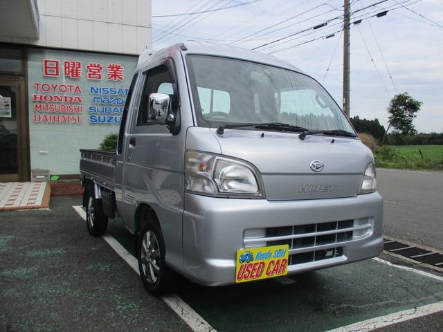 ダイハツ ジャンボ  4WD 5MT  パワ-ウィンドウ キ-レス
