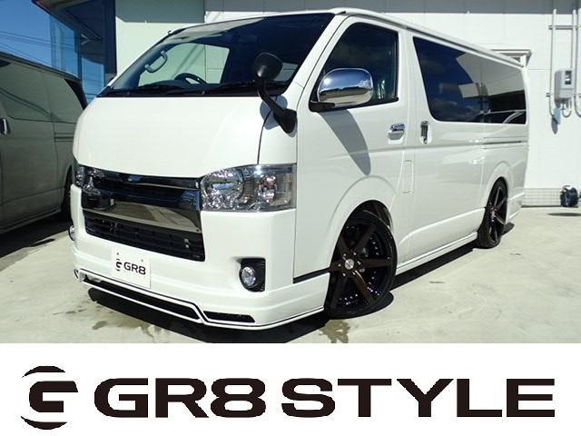 トヨタ スーパーGL ダークプライム PREMERE新車コンプ