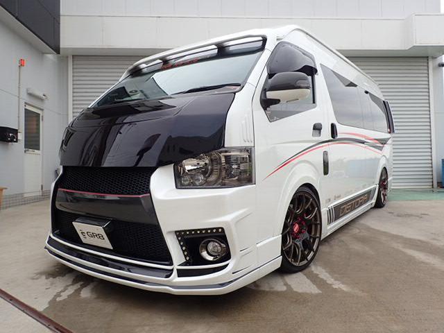 トヨタ スーパーロングGL ハイドロ公認 ワンオーナー 4型フェイス