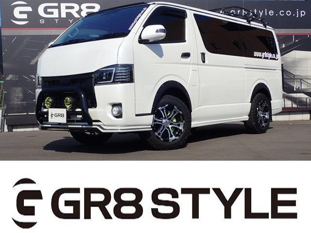 トヨタ スーパーGL ダークプライム GR82019デモカ- 4WD