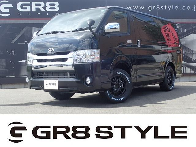 TOYOTA HIACE VAN LONG SUPER GL | 2017 | BLACK | 10,000 km