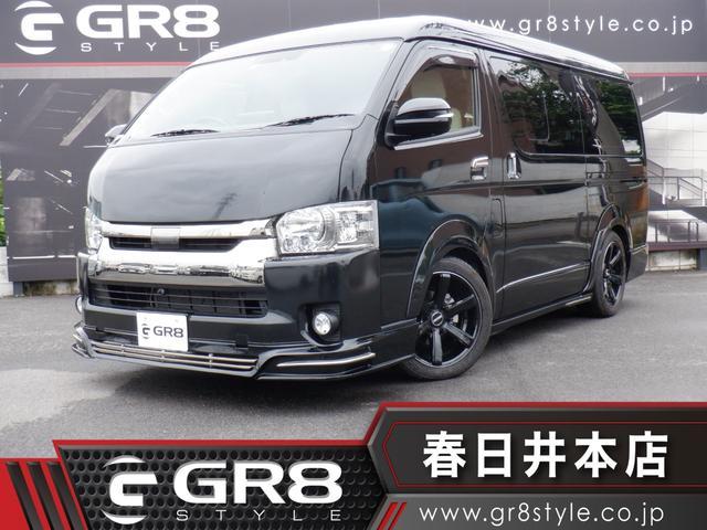 トヨタ ワイドS-GL Dプライム 11インチナビTV 18inAW