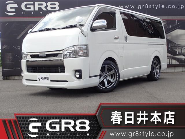 トヨタ スーパーGL Dプライム 1オナ SDナビTV 17inAW