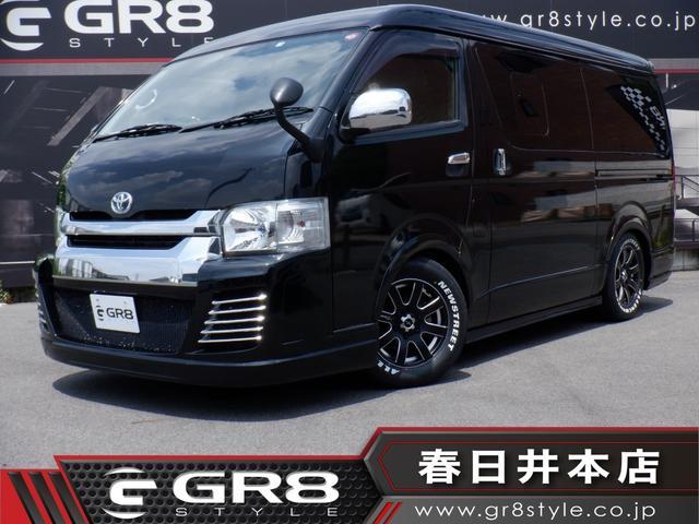 トヨタ ワイド S-GL 1オーナ GIBSONエアロ 16inAW