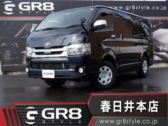 トヨタ スーパーGL ダークプライムII 1オーナ/9型フローティングナビTV/Bluetooth/DVD再生/Bカメラ/ETC/セーフティセンス/スマートキー/AC100V電源/Wエアバック/LEDヘッド/ドラレコ