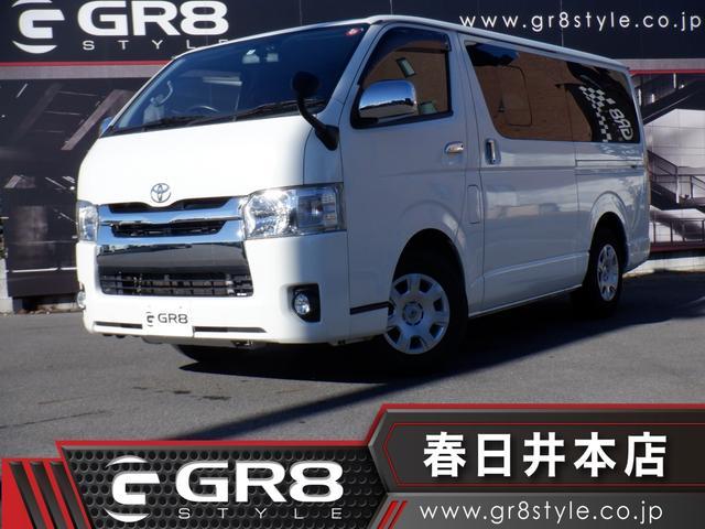 トヨタ ロングスーパーGL 3000ccディーゼルターボエンジン/SDナビTV/Bluetooth/DVD再生/ETC/Wエアバック/キーレス/オートエアコン/フォグライト