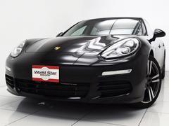 ポルシェ パナメーラ S E−ハイブリッド 911ターボII20AW 1オーナー(ポルシェ)