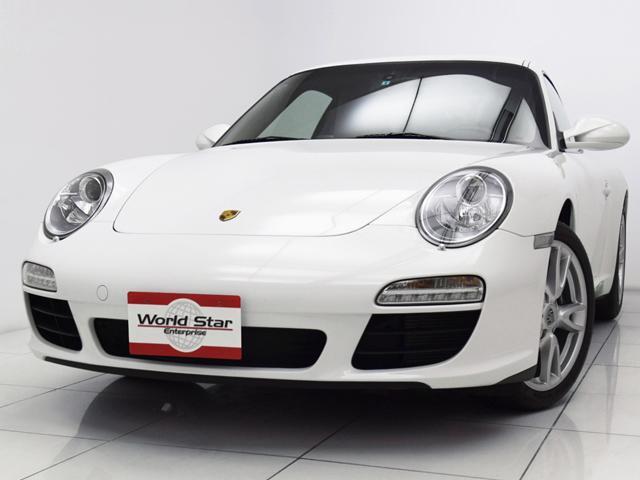 ポルシェ 911カレラ PDK スポーツクロノPKG 黒革シート