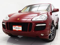 ポルシェ カイエンGTS 2009年モデル GTSレッド サンルーフ