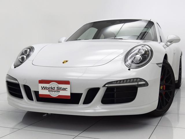 ポルシェ 911カレラGTS スポーツクロノPKG ワンオーナー