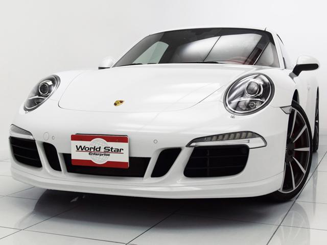 ポルシェ 911カレラS PDK スポーツクロノPKG 2013モデル