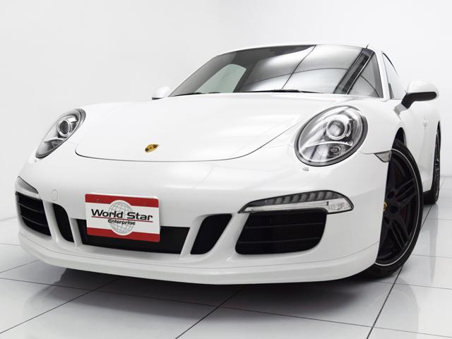 ポルシェ 911カレラS スポーツクロノPKG 2013yモデル