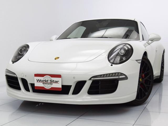 ポルシェ 911カレラGTS スポーツクロノPKG エントリードライブ