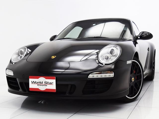 ポルシェ 911カレラ4GTS スポーツクロノPスポーツエグゾースト