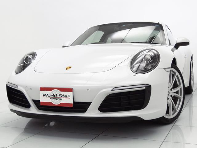 ポルシェ 911カレラ スポーツクロノPKG OP182 17yモデル