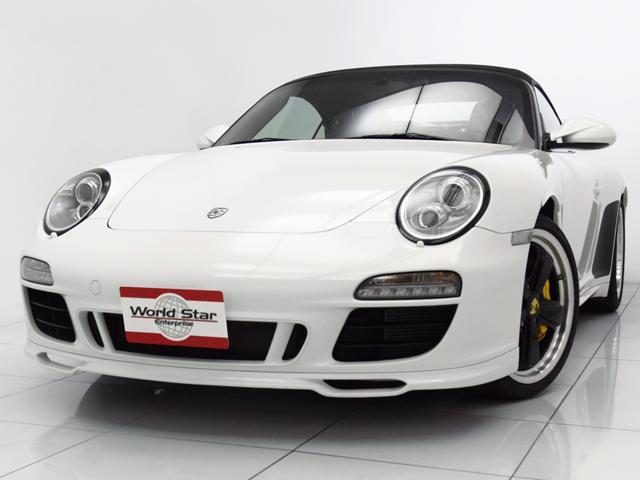 ポルシェ 911スピードスター世界限定356台 国内限定6台 PCCB